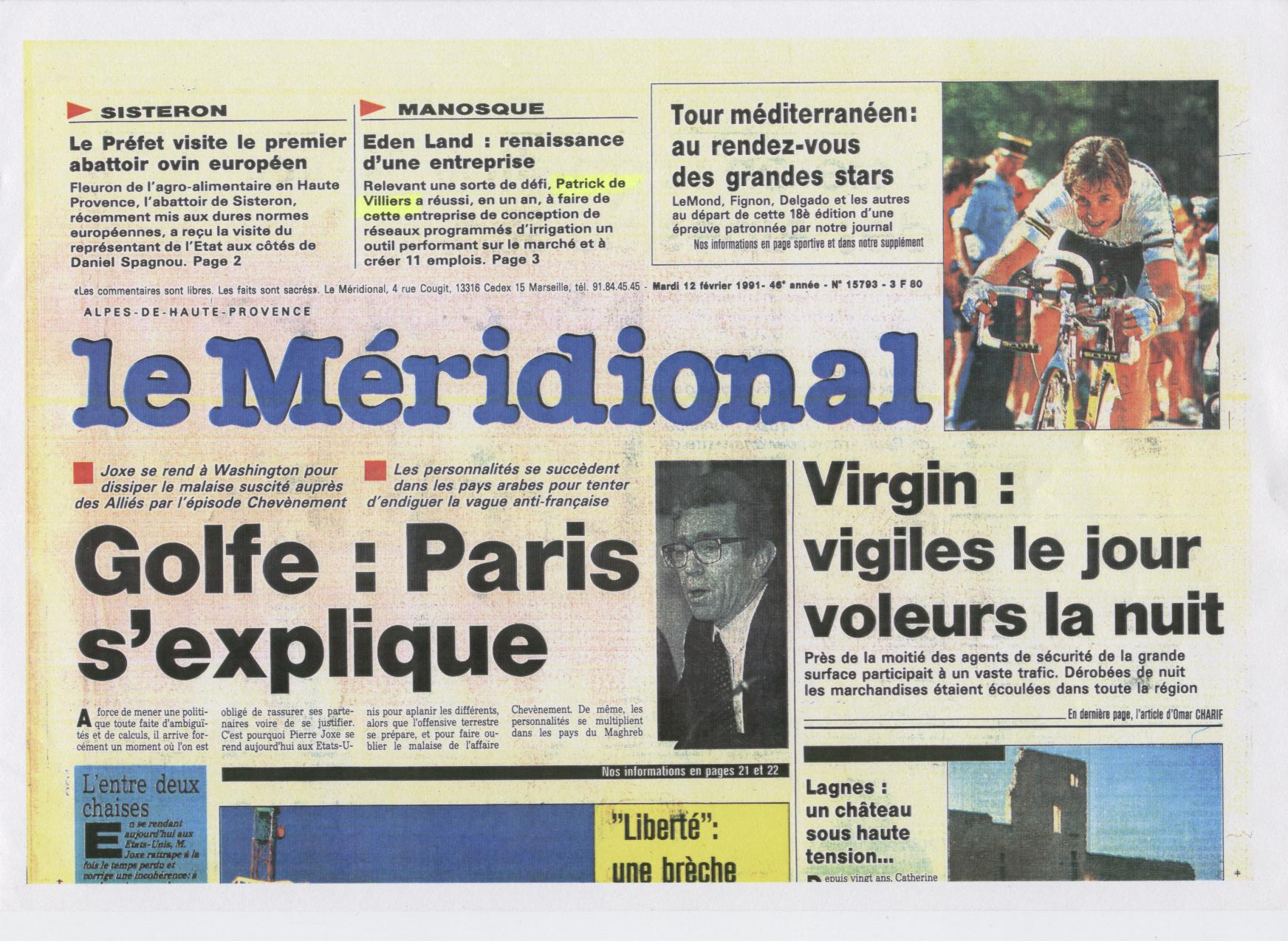 1991 12 Février  Eden Land Manosque France.jpg